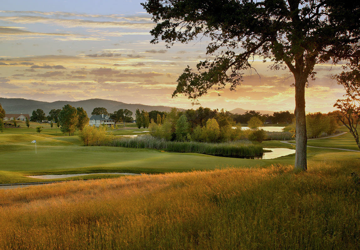 Angels Camp's Premier Golf Resort